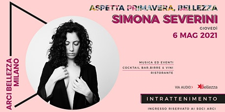 Simona Severini tickets