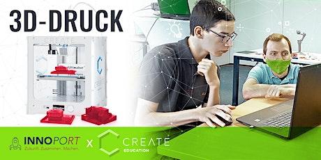 3D-DRUCK SCHNUPPERKURS | Traumhaus Tickets