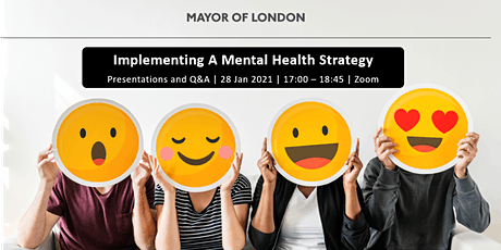 Implementing A Mental Health Strategy that's Fit for the Future. tickets