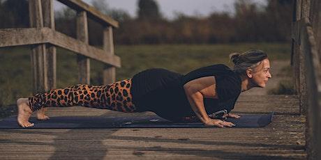 Yogalis: gratis yoga voor Utrechtse Hulpverleners tickets