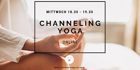 Channeling Yoga Online Tickets