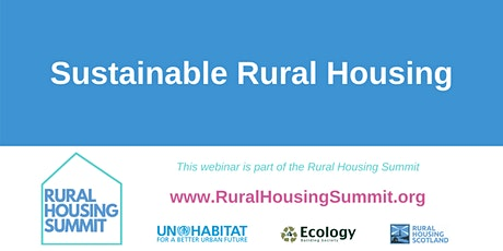 Sustainable rural housing tickets