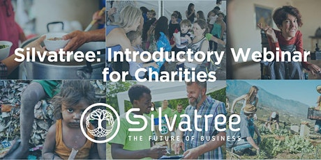 Silvatree: Introductory Webinar for Charities tickets