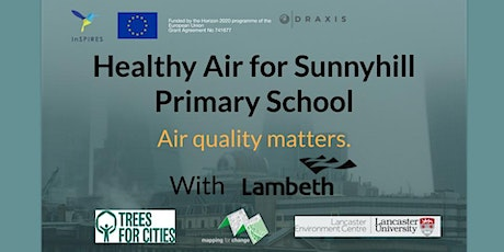 Healthy Air for Sunnyhill Primary School tickets