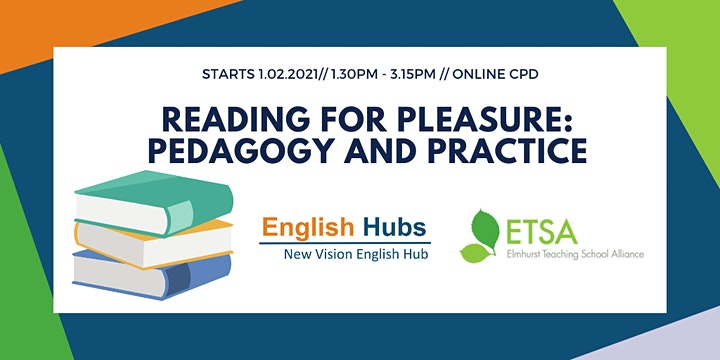 Reading for Pleasure: pedagogy and practice image