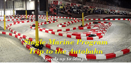 Quantico Single Marine Program (SMP) Trip to Autobahn Indoor Speedway tickets