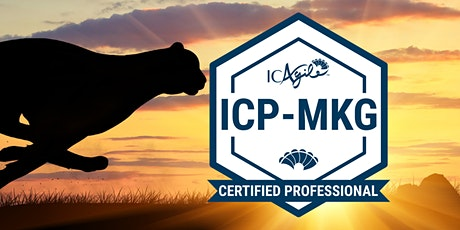 Agility in Marketing ICAgile - ICP-MKG Online - March 2021 tickets