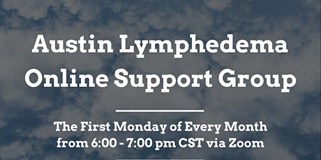 Austin Lymphedema Online Support Group tickets
