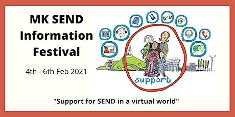 Milton Keynes SEND Information Festival 2021 tickets
