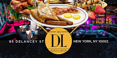 "CEO FRESH PRESENTS: "" DETOX SATURDAY'S "" BRUNCH  @THE DL NYC tickets"