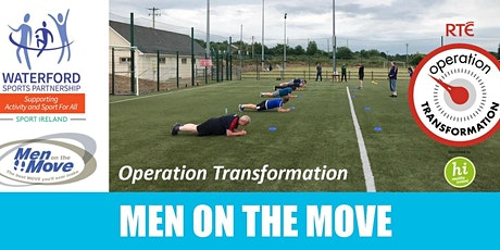 Operation Transformation Men on the Move Cappoquin - January 2021 tickets