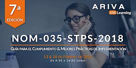 NOM-035-STPS  Guía de Cumplimiento y Mejores Prácticas de Implementación entradas
