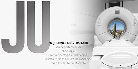 JU 2021 - Département de radiologie, radio-oncologie et médecine nucléaire billets