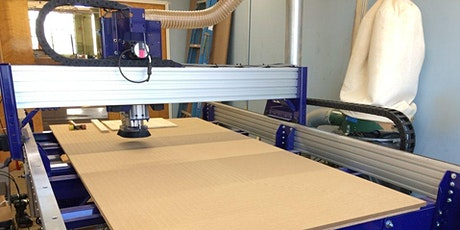 Tool Training: ShopBot CNC Router tickets