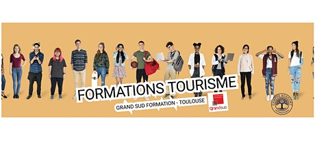 """Les Samedis du Tourisme """"Portes Ouvertes"""" en Distanciel billets"""
