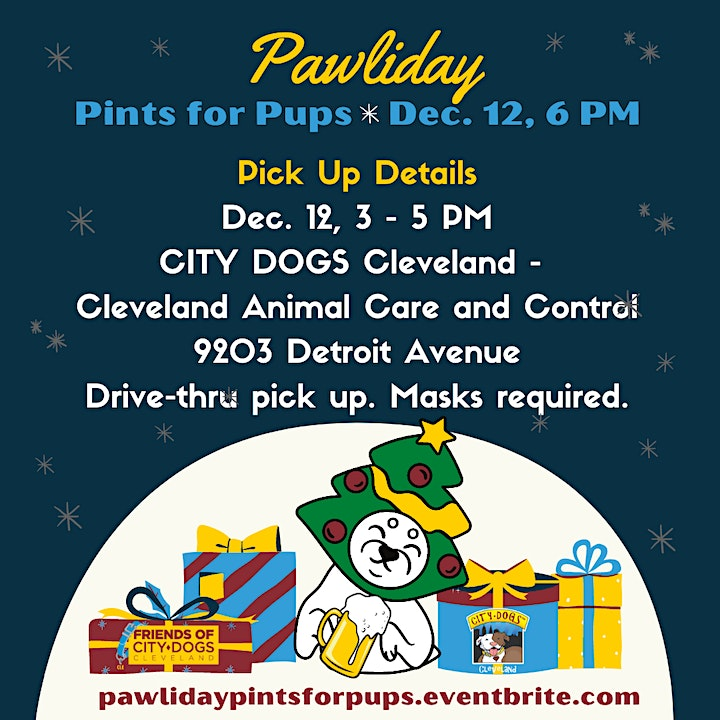 Pawliday Pints for Pups image