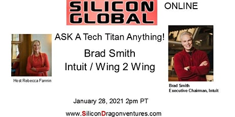 Ask Tech Titan Brad Smith Anything! tickets
