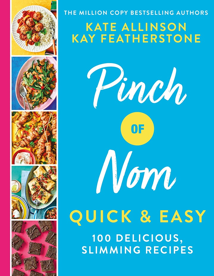 Pinch of Nom personalized copies image
