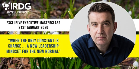 IRDG - A New Leadership Mindset for the New Normal by Mark Little tickets