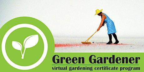 Starting a Garden from Scratch tickets