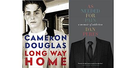 On Overcoming Addiction: Cameron Douglas and Dan Peres tickets