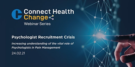 Clinical Psychologist Recruitment Crisis In Pain Services tickets
