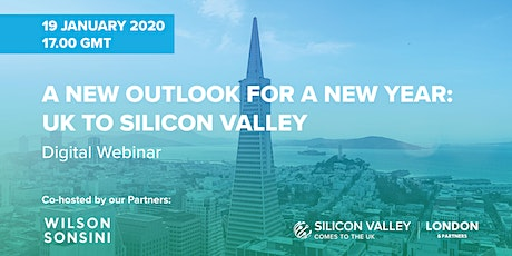 A New Outlook for a New Year: UK to Silicon Valley Tickets