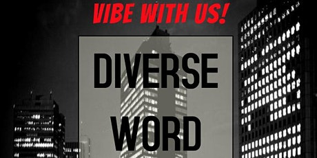 Diverse Word, the longest running open mic in Orlando! tickets