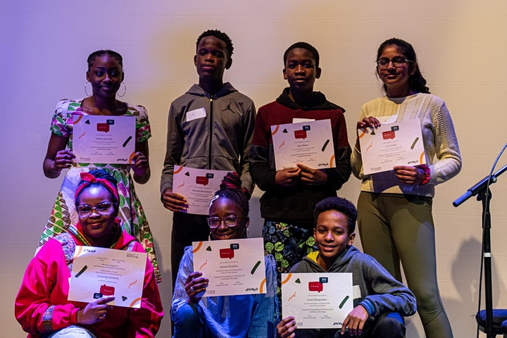 29th Annual AfroQuiz: Participant registration for Grades 7-9 image