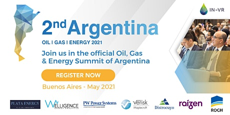 2nd Argentina | Oil | Gas | Energy 2021 tickets