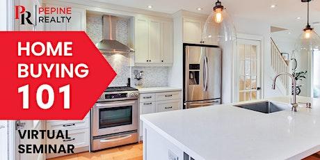Free Home Buying 101 Virtual Seminar tickets