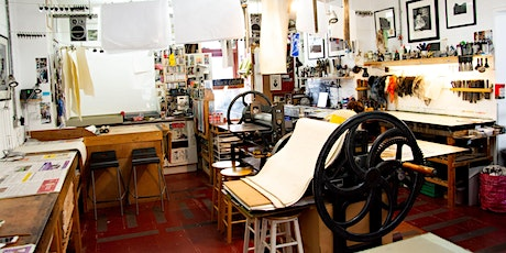 Spring Printmaking School tickets