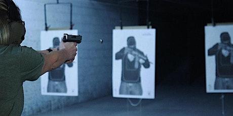 Women's Handgun Fundamentals tickets