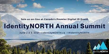 IdentityNORTH Virtual Annual Summit 2021 tickets