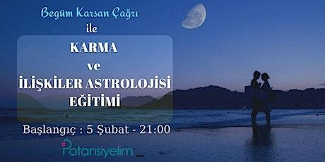 Karma ve İlişkiler Astrolojisi tickets