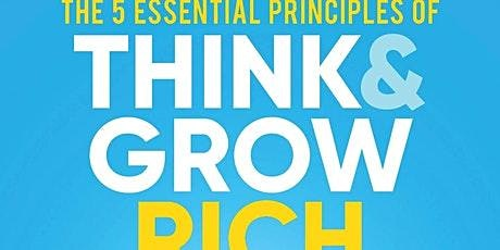 The 5 Essential Principles of Think and Grow Rich tickets