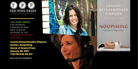 FEMINIST WRITING: The Fine Print Episode #4  w Leanne Betasamosake  Simpson tickets