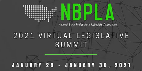 NBPLA Virtual Legislative Summit tickets