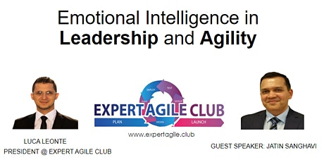 Emotional Intelligence in Leadership & Agility tickets