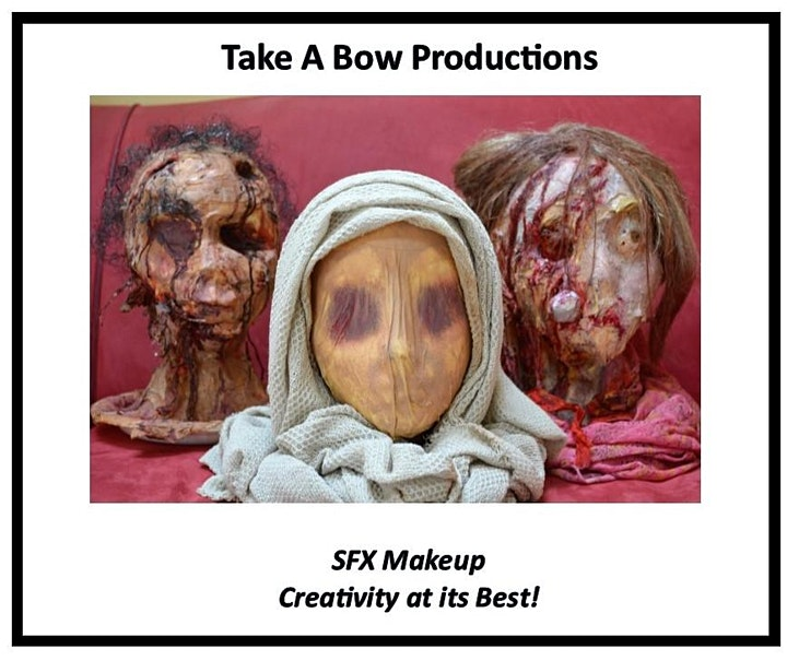 SPFX Makeup  -Sculpture Techniques  - The Clay Board image