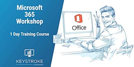 Microsoft 365 Workshop tickets