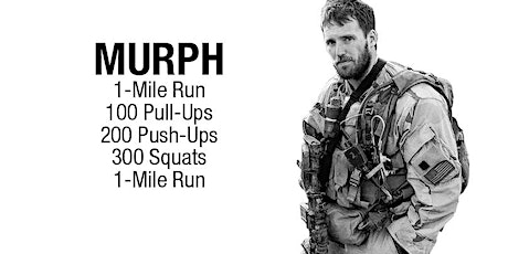 Weekend Murph Workout - Venice Beach tickets