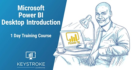 Microsoft Power BI Desktop Introduction tickets