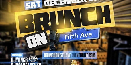 Brunch on 5th Ave Day Party tickets