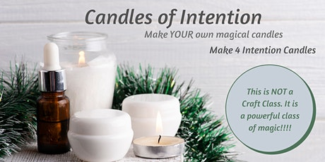 Intention Candle Workshop: Clearing & Protection tickets