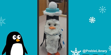Adult Grab & Go Craft: Penguin Pal tickets