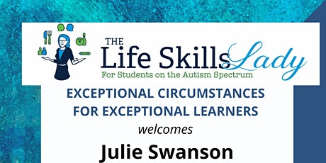 An Evening with the Life Skills Lady tickets