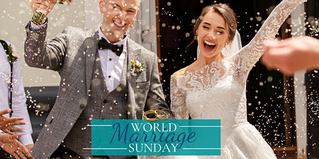 World Marriage Sunday Mass with Bishop Burbidge tickets