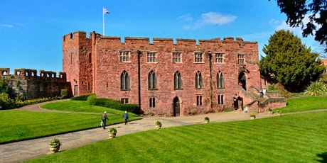 CPAT Winter Lectures 2021 - Dr Nigel Baker Excavations at Shrewsbury Castle tickets
