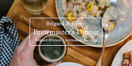 Belgard & Beers: Brewmaster's Dinner tickets